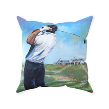 Load image into Gallery viewer, Golf at Shinnecock Throw Pillows