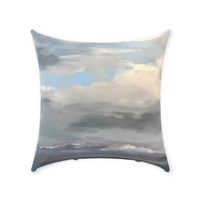 Load image into Gallery viewer, Spacious Skies Throw Pillow