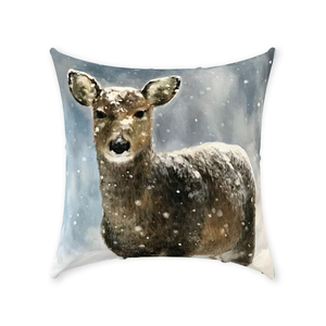 The Yearling Throw Pillows
