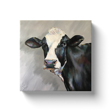 Load image into Gallery viewer, Frances the Cow Canvas Wraps