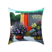 Load image into Gallery viewer, Flower Shop Throw Pillows