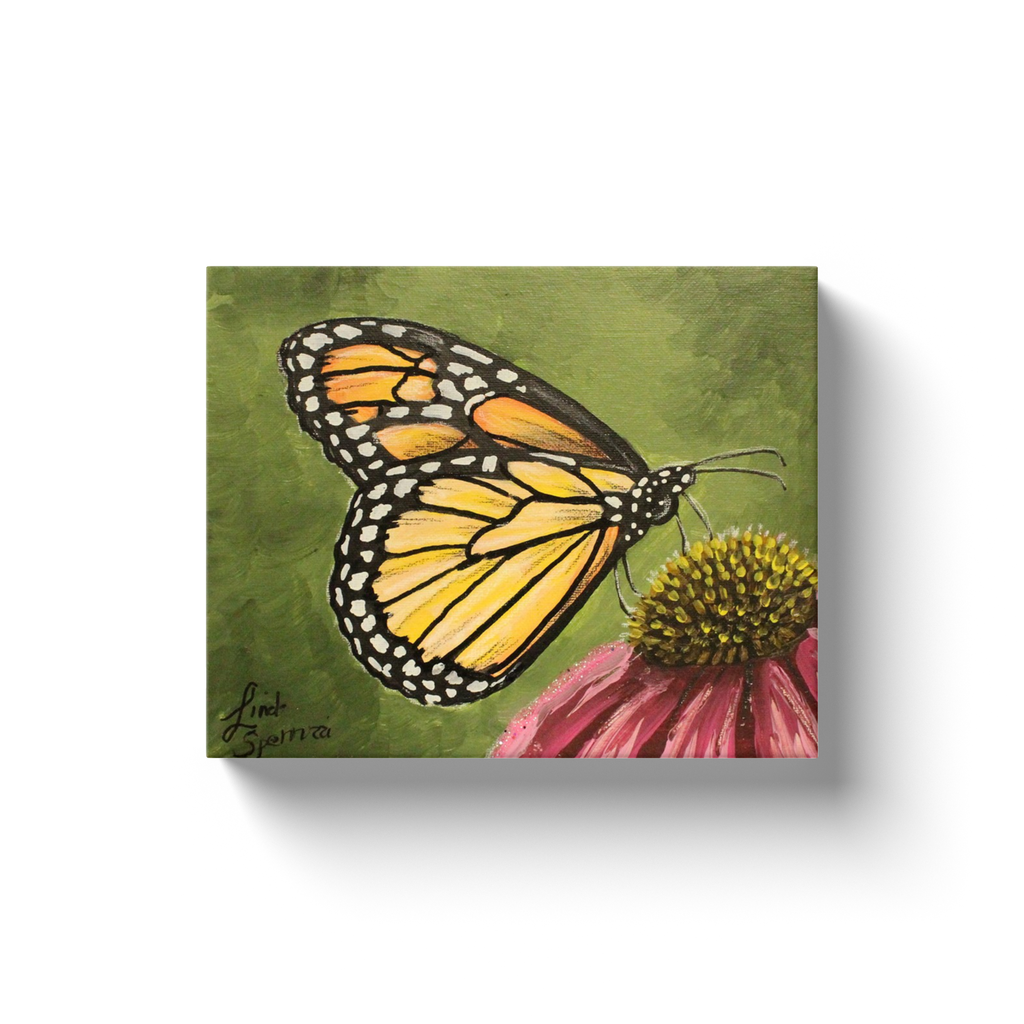 Monarch Butterfly Canvas Wraps