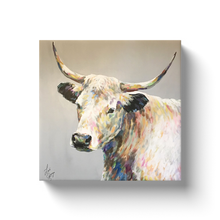 Load image into Gallery viewer, Raymond the Steer Canvas Wraps