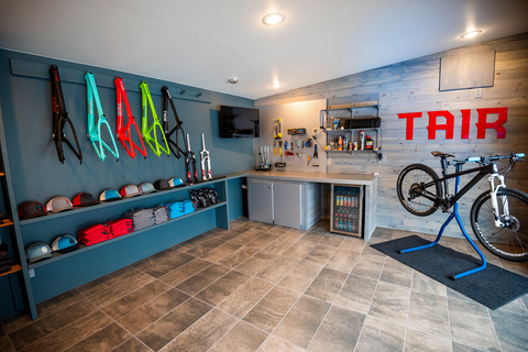 Tair Cycles Kids Mountain Bikes Design studio