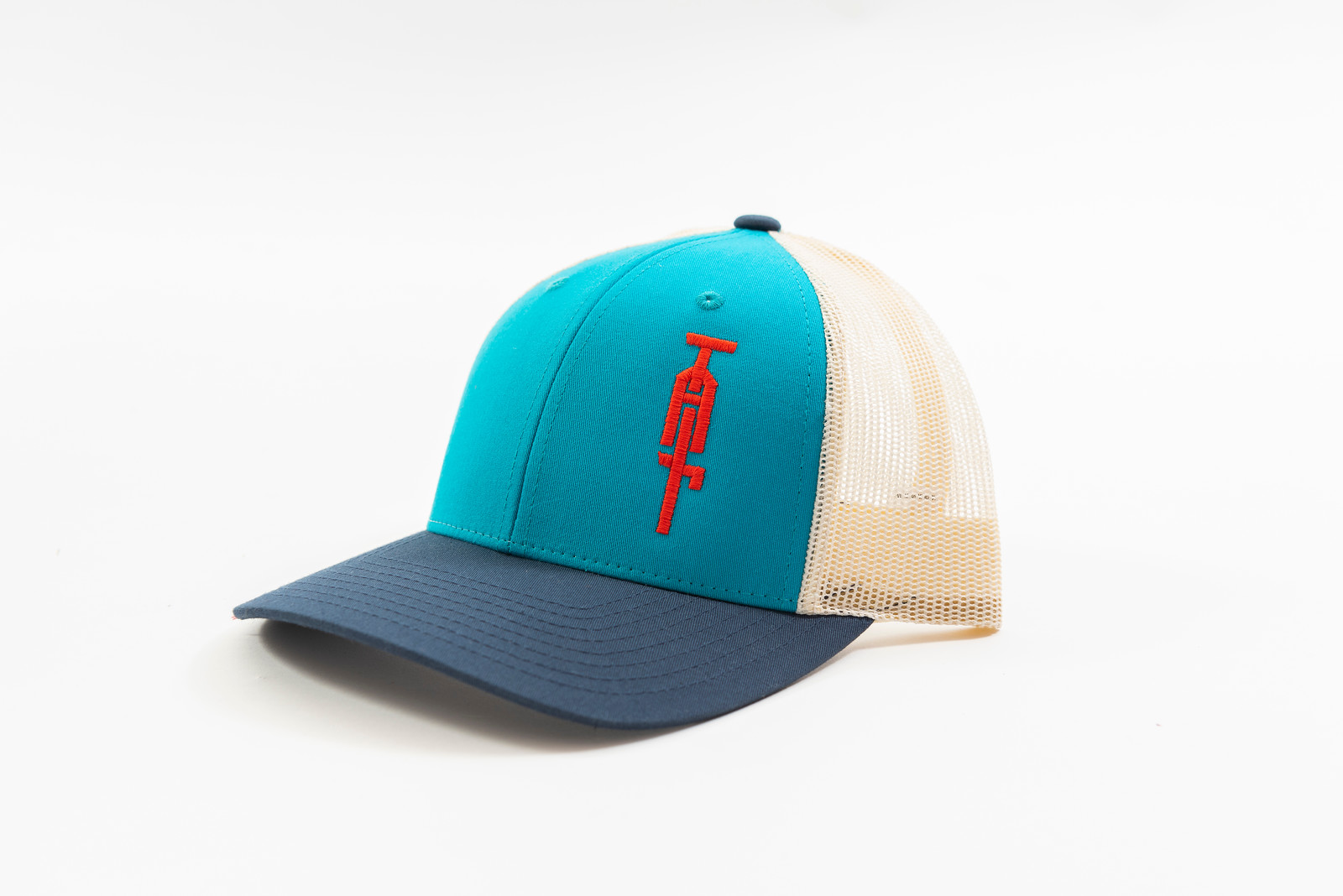 Tair Cycles Bike Logo Trucker Hat
