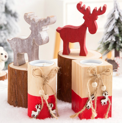 Creative Candle Holders - Special Christmas [LIMITED]