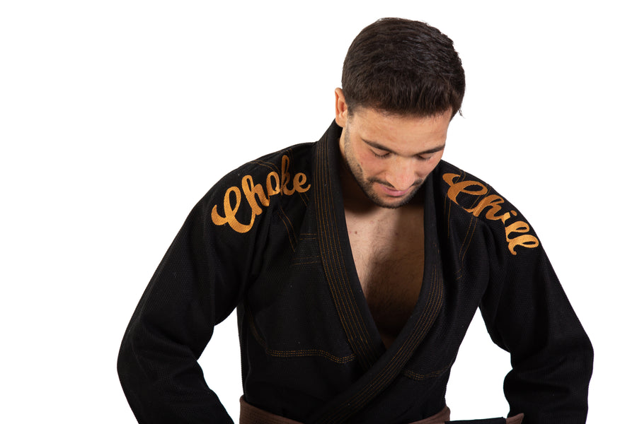 Choke&Chill Gi - Oceanside - Black