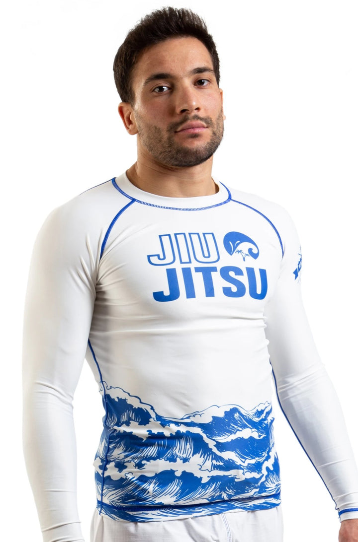 Choke&Chill Rashguard - Oceanside - Long Sleeve