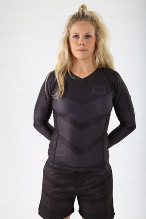 Rashguard -  Women - Long Sleeve