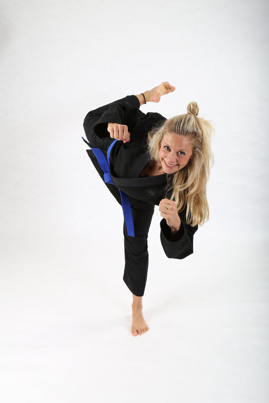 Fitted BJJ Gi - Women