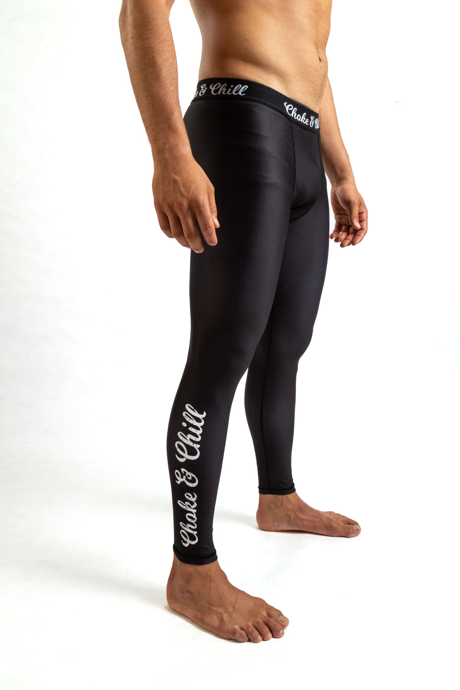 Spats black men fightwear training leggins BJJ No Gi Grappling Brazilian Jiu Jitsu MMA Kampfsport Martial Arts