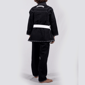 Choke&Chill Kids Gi - Little Palm Springs - Black