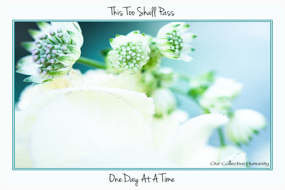 This Too Shall Pass - One Day At A Time