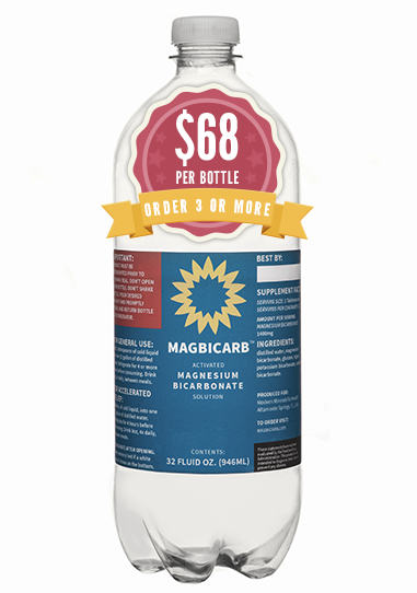 MagBicarb 32 OZ Bottle