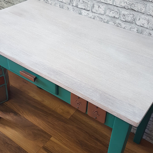 Professionally Spray Painted Kitchen Table