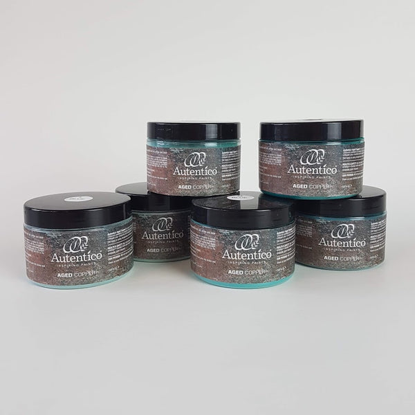 Autentico Aged Copper Pigment powders - 100ml