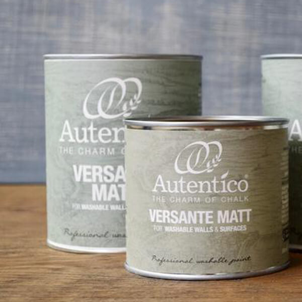 Autentico Versante Matt - Denim