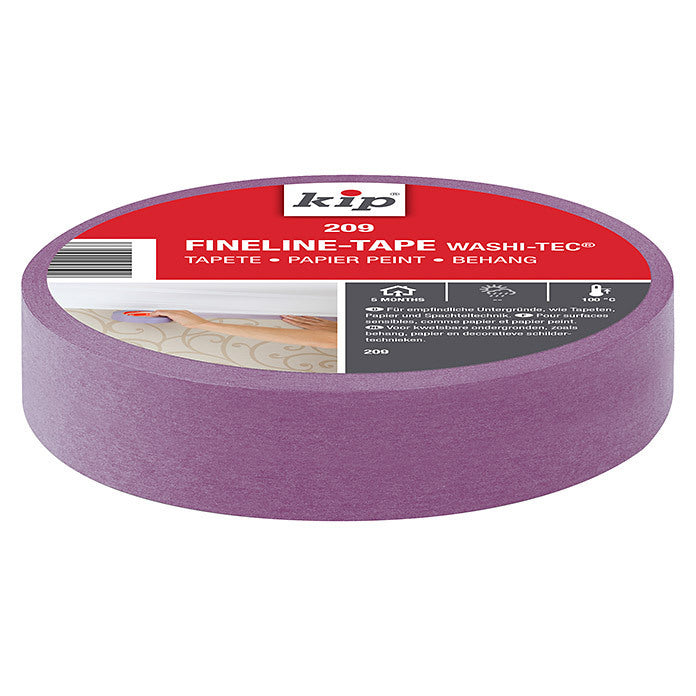 Kip Ultra Low Tack Masking Tape 24mm x 50m