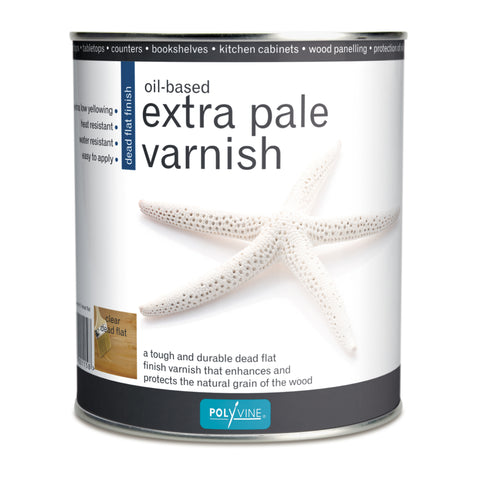 Polyvine Oil Extra Pale Varnish