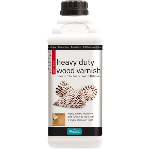 Polyvine Heavy Duty Interior Wood Varnish