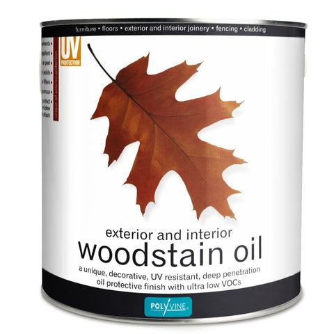 Polyvine Exterior Oil Woodstain