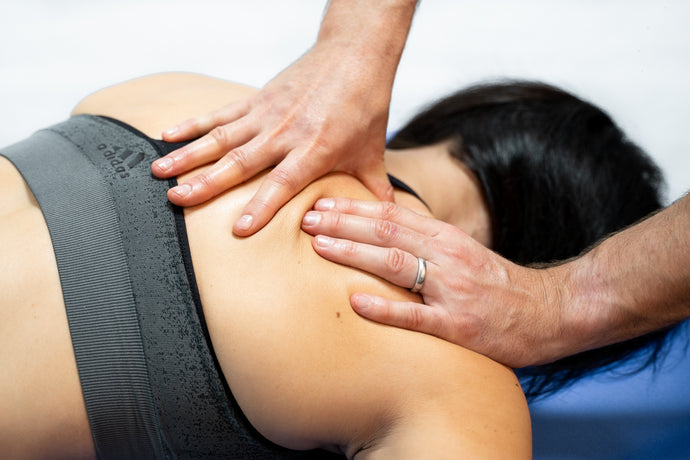 Sports Massage: 30-Minutes - Block of 4