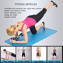 Load image into Gallery viewer, Resistance Bands Set - Home Gym and Rehabilitation Set