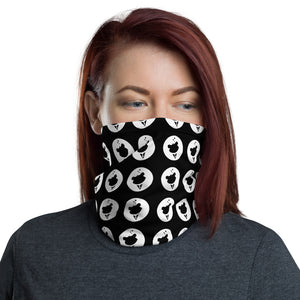 Face Mask/Neck Gaiter – Black