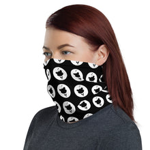 Load image into Gallery viewer, Face Mask/Neck Gaiter – Black