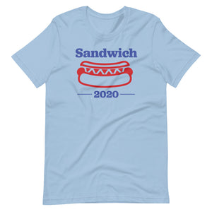 Sandwich 2020 - Short-Sleeve Unisex T-Shirt