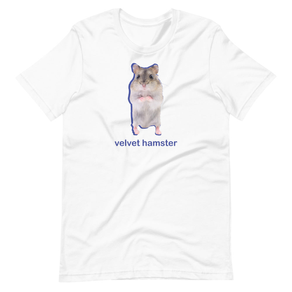 An Actual Hamster - Short-Sleeve Unisex T-Shirt