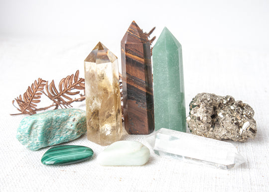 7 Crystals for Wealth and Abundance