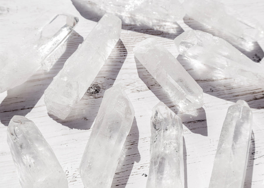 Lemurian Quartz Point ♢ Large