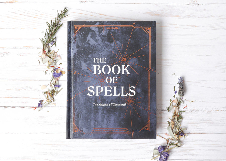The Book of Spells – Magick for Young Witches