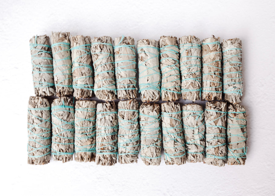 Premium White Sage Smudge Sticks - BUNDLES ♢ PURIFICATION