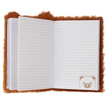 Load image into Gallery viewer, Fluffy Bear A5 Notebook