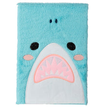 Load image into Gallery viewer, Fluffy Shark A5 Notebook