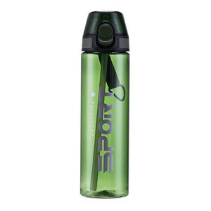 New sports bottle 500ML fitness bottle outdoor travel portable