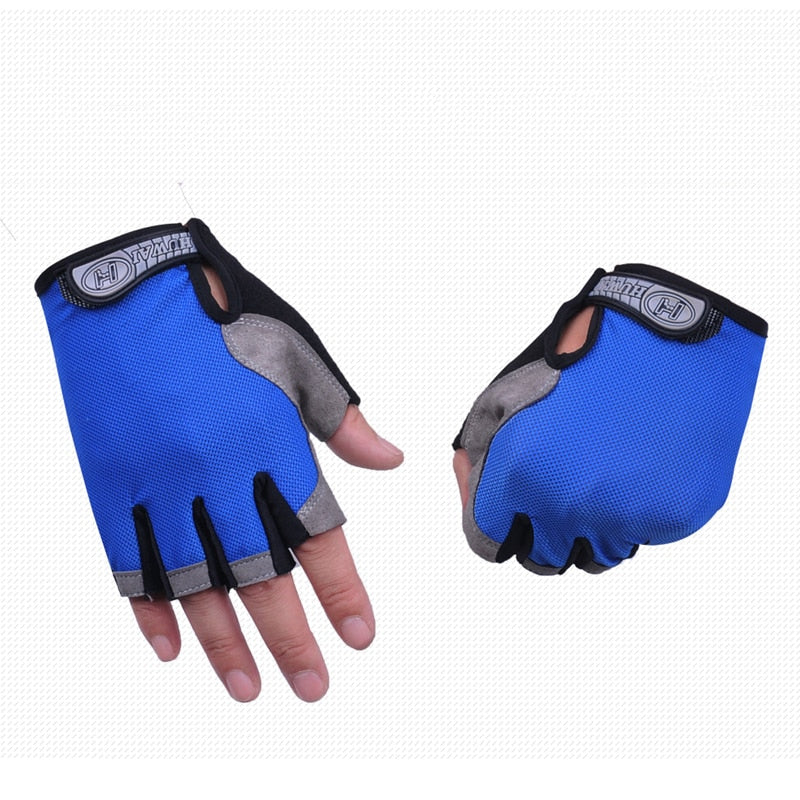 Summer men/women fitness gloves