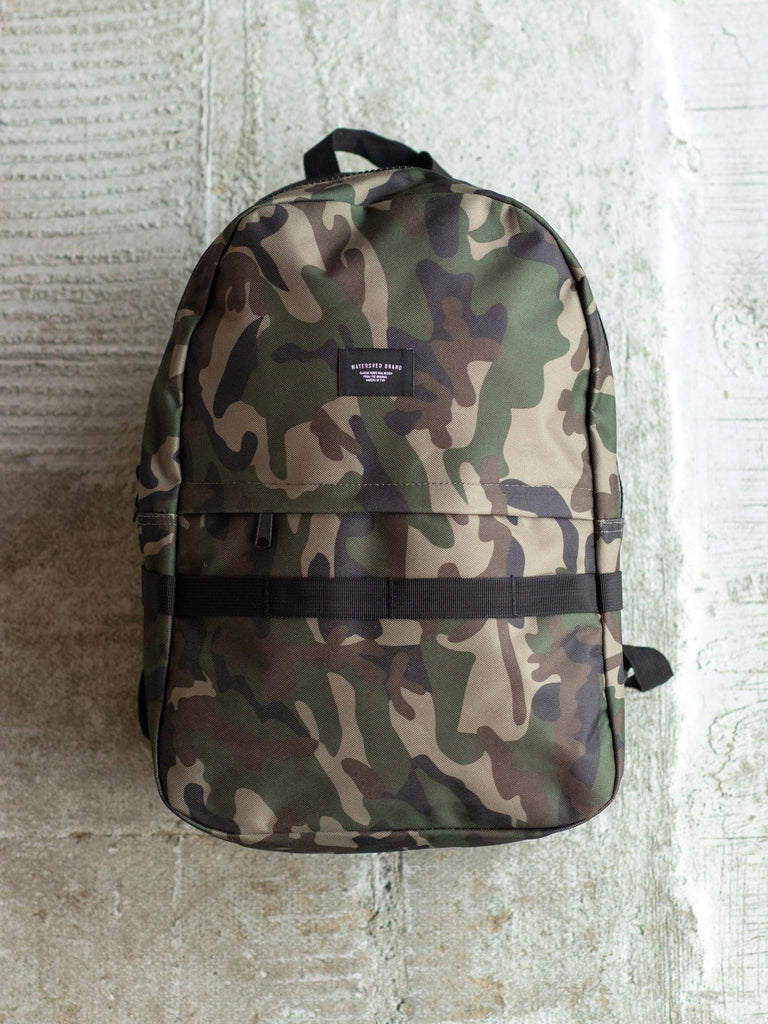 Watershed Perpetual Backpack - Camo
