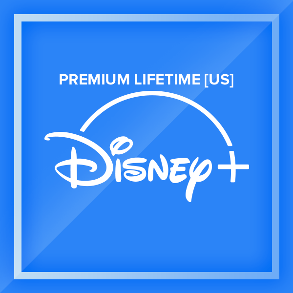 Disney+ Premium Lifetime [US]
