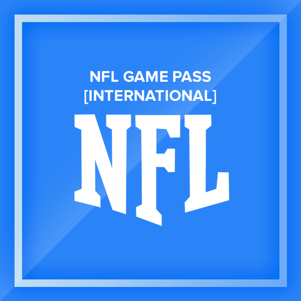 NFL Game Pass [International] - Sports Account