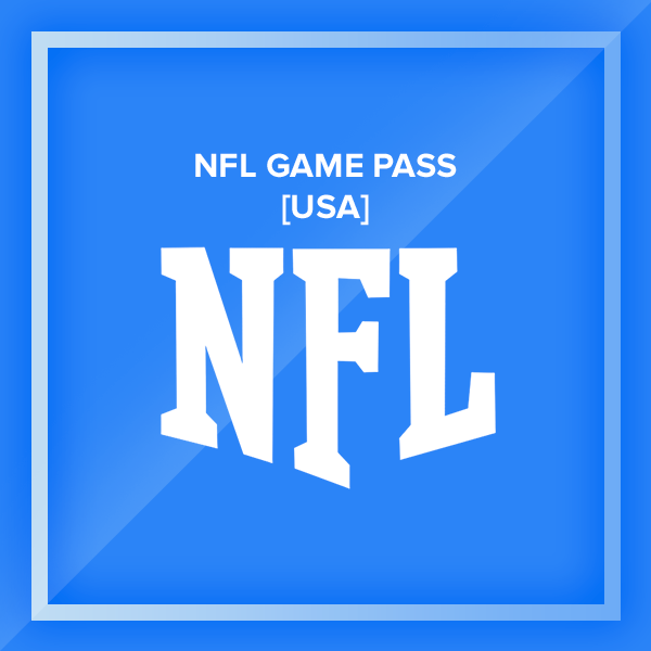 NFL Game Pass [USA] - Sports Account
