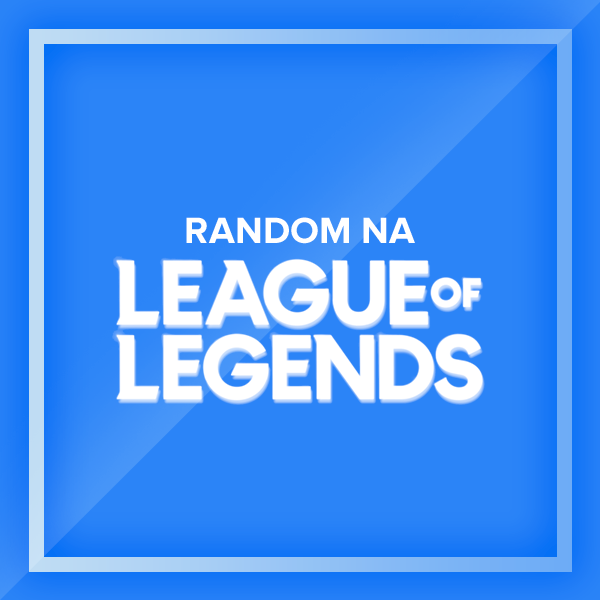 Random NA - League Of Legends Accounts