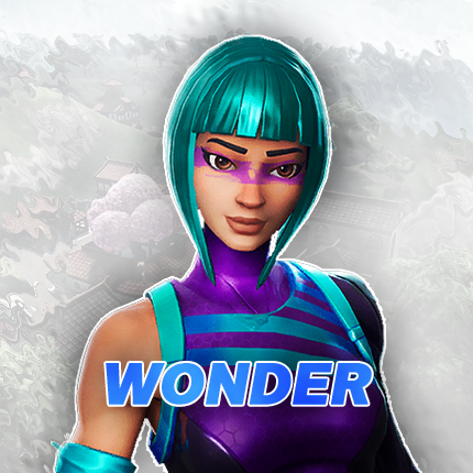 Wonder - Fortnite Account
