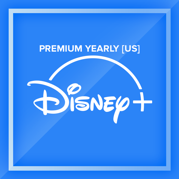 Disney+ Premium Yearly [US]