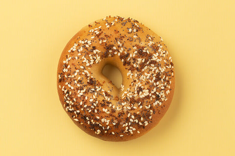 12 x Papo's 'everything' bagel