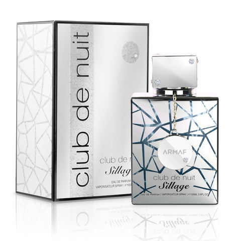 ARMAF CLUB DE NUIT- SILLAGE- EAU DE PARFUM- 105 ML-2020 NEW LAUNCH