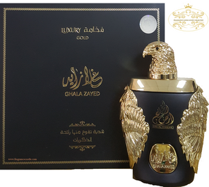 Ghala Zayed Gold Luxury Edition- 100 Ml EDP