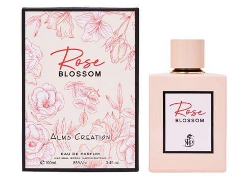 Rose Blossom 100ml EDP for Women